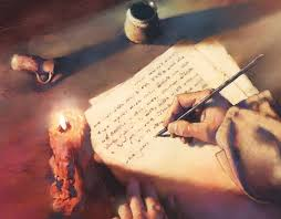 bible writing