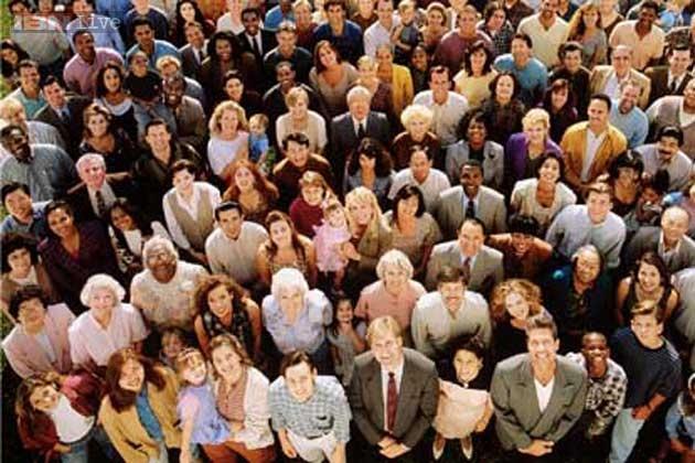 common crowd