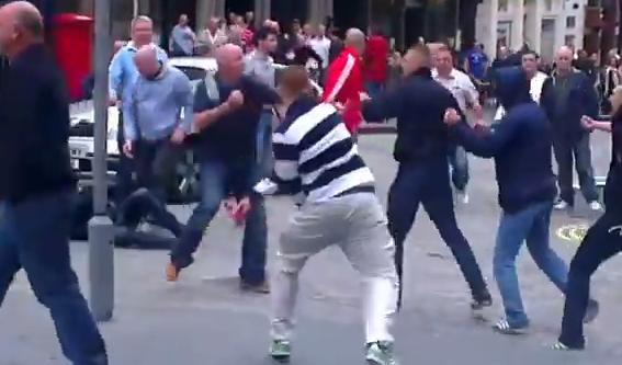 mob fighting