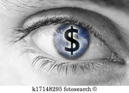 Greedy eye