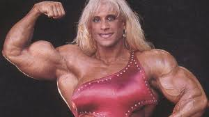 steroid abuse lady