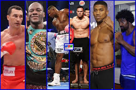 Heavyweight Boxers