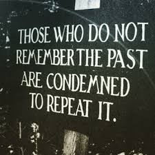 Repeating the past