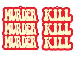 murder kill