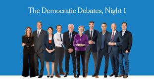 demo debate 7 30 2019