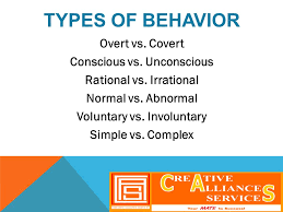 overt vs covert
