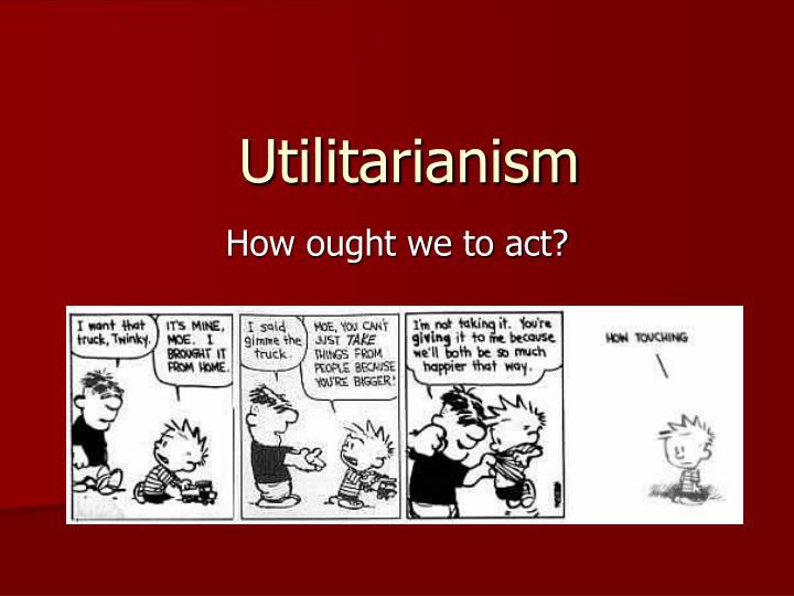 utilitarianism-n