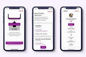 voting app